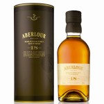 Whisky Single Highland Malt Aberlour 18 ans