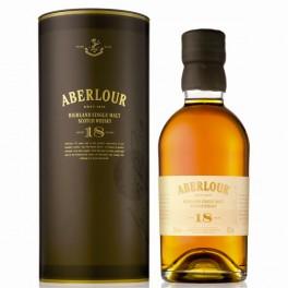 Whisky Single Highland Malt Aberlour 18 ans